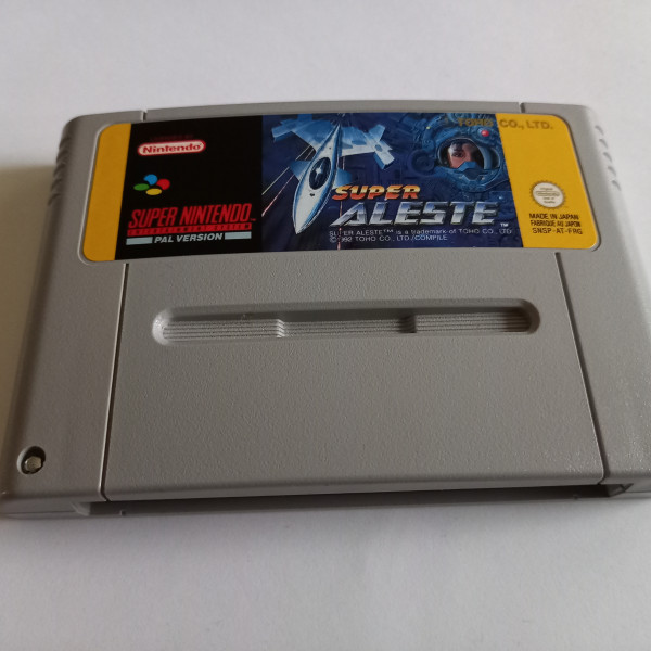 Super Aleste - SNES