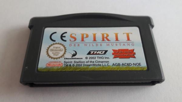 Spirit - Der wilde Mustang - GBA
