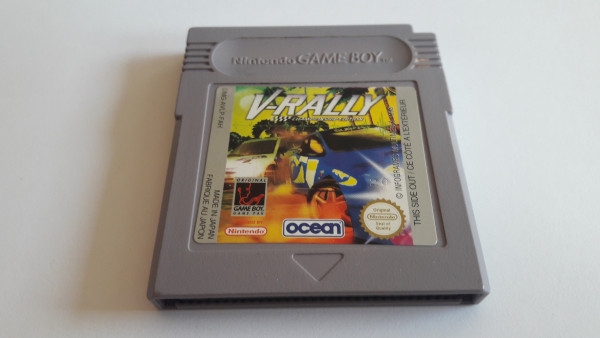 V-Rally - Game Boy