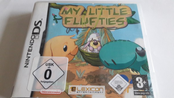 My little Flufties - DS
