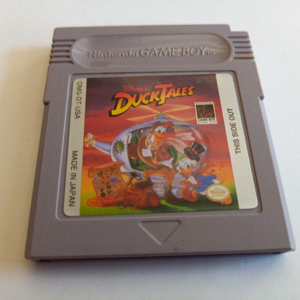 DuckTales - Game Boy