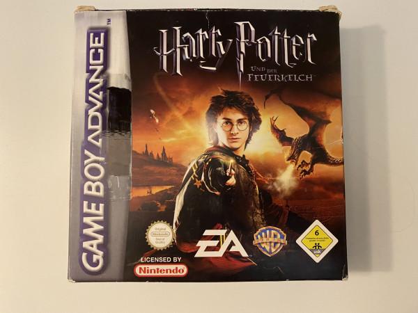 Harry Potter und der Feuerkelch - GBA - OVP