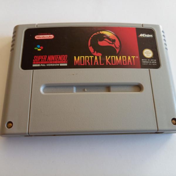 Mortal Kombat - SNES
