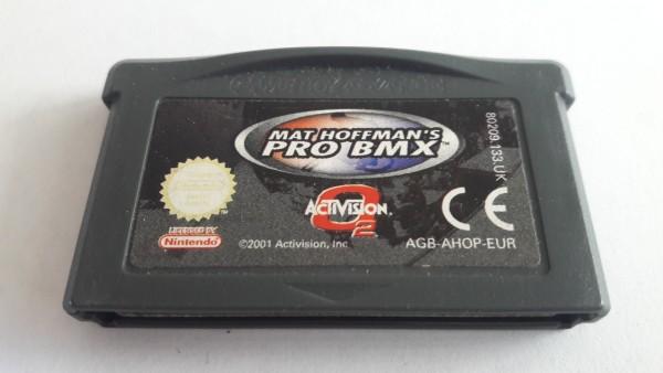 Mat Hoffman`s - Pro BMX - GBA