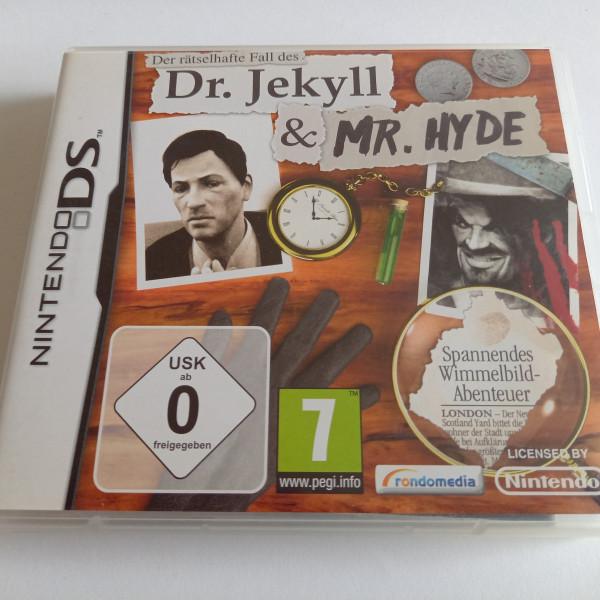 Der rätselhafte Fall des Dr. Jekyll & Mr. Hyde - DS