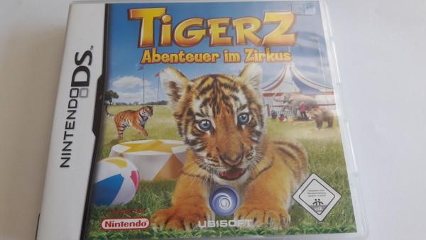 Tigerz - Abenteuer im Zirkus - DS