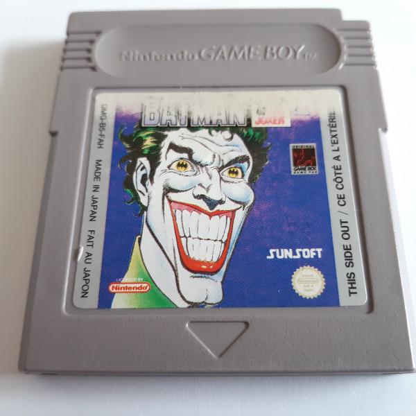 Batman - Return of the Joker - Game Boy