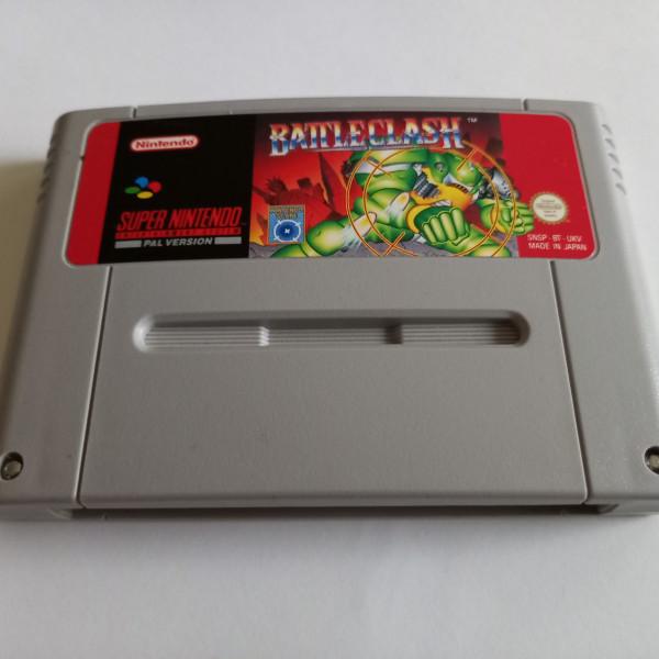 Battle Clash - SNES