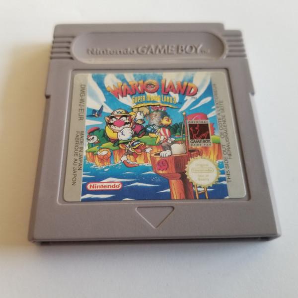 Wario Land - Super Mario Land 3 - Game Boy