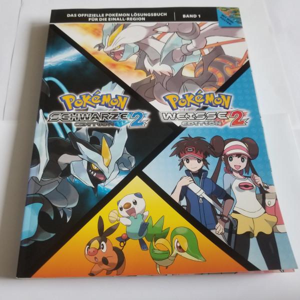 Pokémon Schwarze & Weisse Edition 2 - Spieleberater - Band 1 - DS