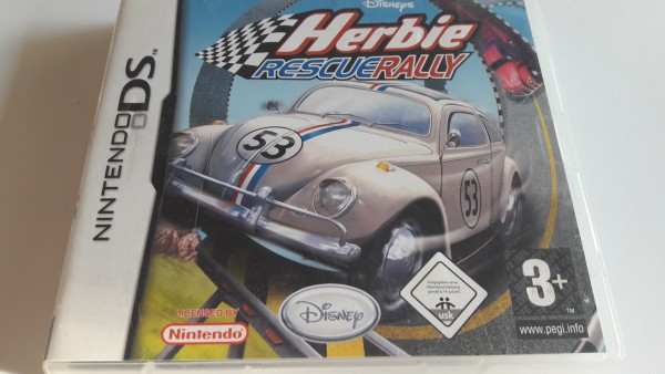 Herbie Rescue Rally - DS