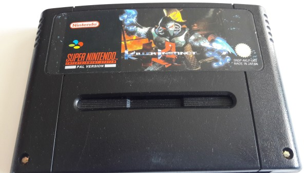 Killer Instinct - SNES