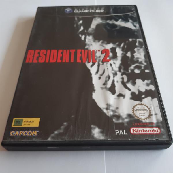 Resident Evil 2 - GameCube