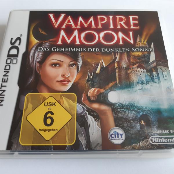 Vampire Moon - Das Geheimnis der Dunklen Sonne - DS