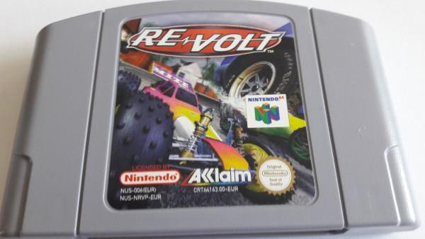 Re-Volt - N64
