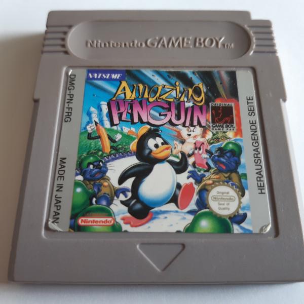 Amazing Penguin - Game Boy