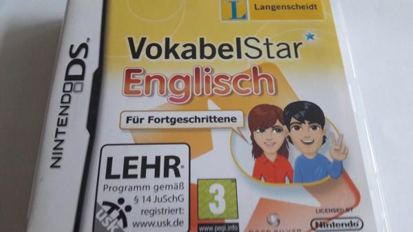 Vokabelstar Englisch - Für Fortgeschrittene - DS