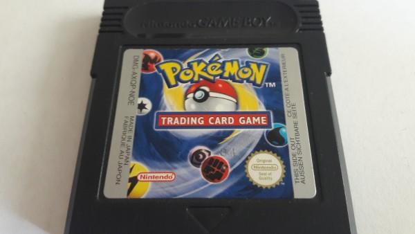 Pokemon - Trading Card Game - GBC