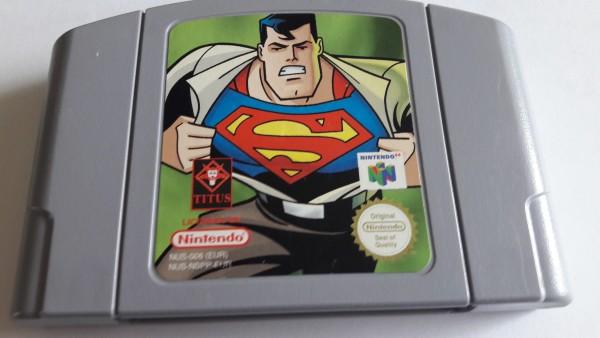 Superman - N64