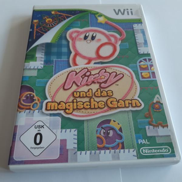 Kirby und das magische Garn - Wii