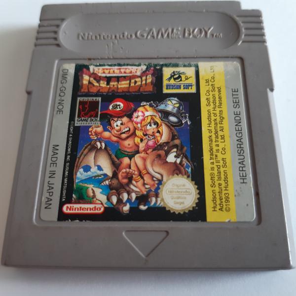 Adventure Island II - Game Boy