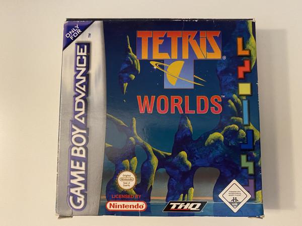 Tetris Worlds - GBA - OVP