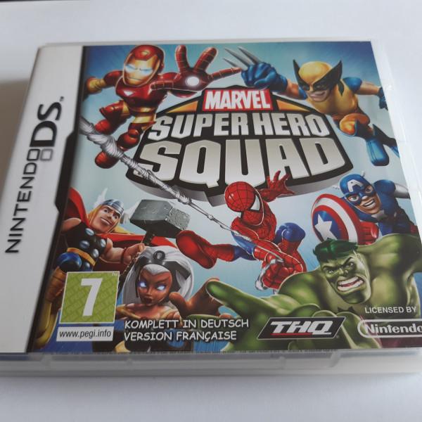 Marvel - Super Hero Squad - DS
