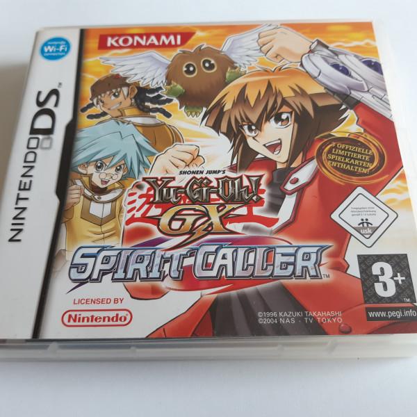 Yu-Gi-Oh! GX - Spirit Caller - DS