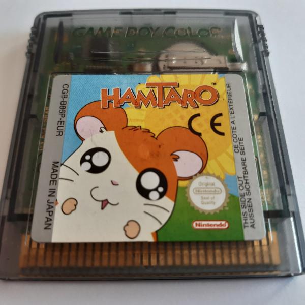 Hamtaro - GBC