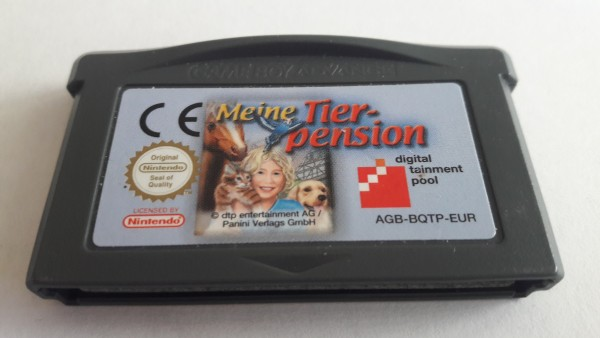 Meine Tierpension - GBA