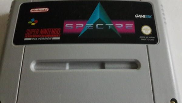 Spectre - SNES