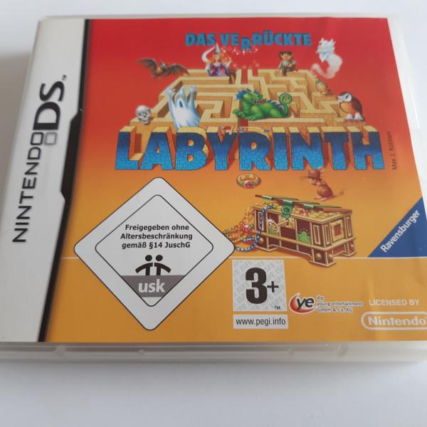 Das verrückte Labyrinth - DS