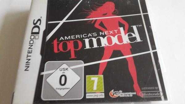 America`s next topmodel - DS