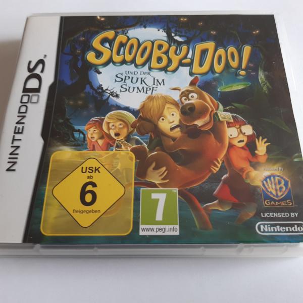 Scooby-Doo - Und der Spuk im Sumpf - DS