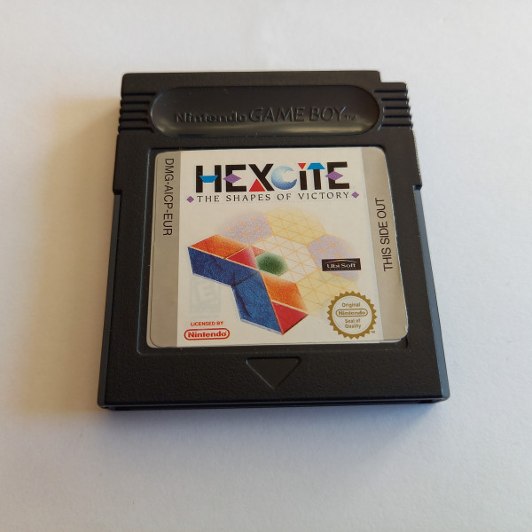 Hexoite - The Shapes of Victory - GBC
