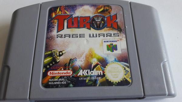 Turok - Rage Wars - N64