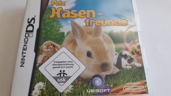 Petz Hasenfreunde - DS