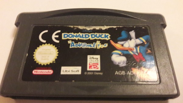 Donald Duck - Advance - GBA