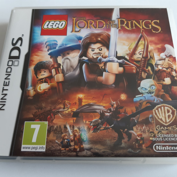 Lego - The Lord of the Rings - DS