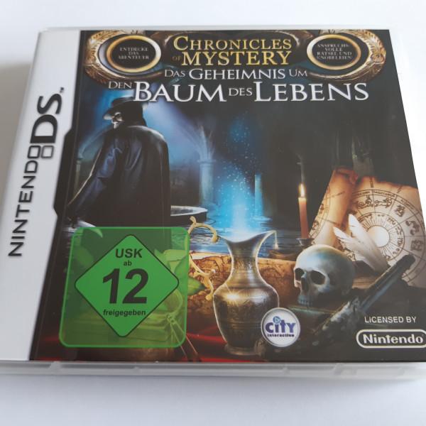 Chronicles of Mystery - Das Geheimnis um den Baum des Lebens - DS