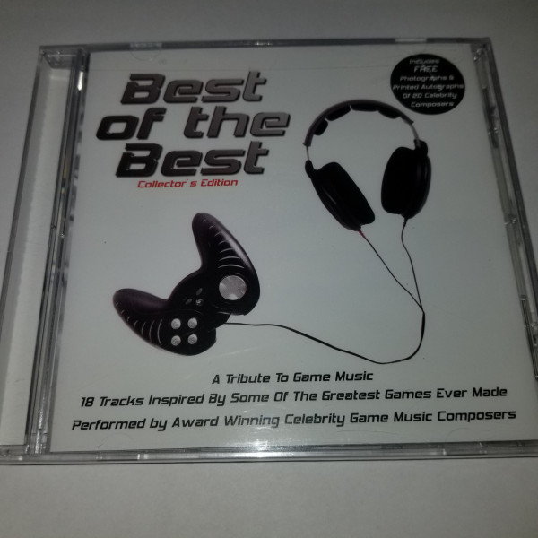Best of the Best - Game Music - CD