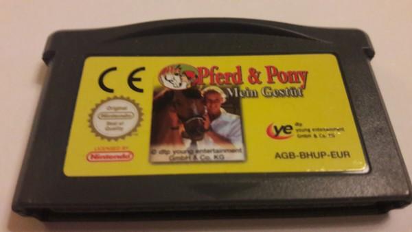 Pferd & Pony - Mein Gestüt - GBA