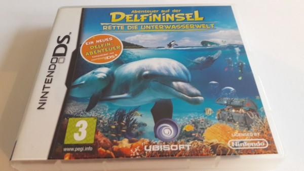 Abenteuer auf der Delfininsel - Rette die Unterwasserwelt - DS