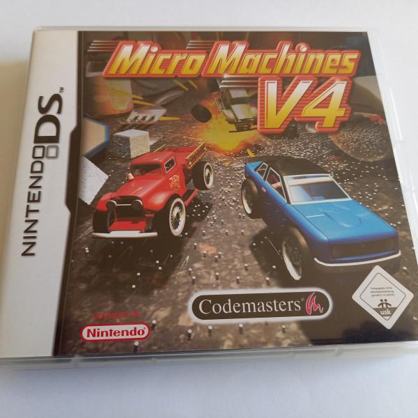 Micro Machines V4 - DS