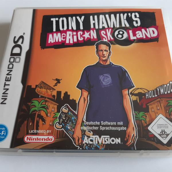 Tony Hawk's American Sk8land - DS
