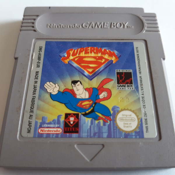 Superman - Game Boy