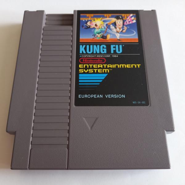 Kung Fu - NES