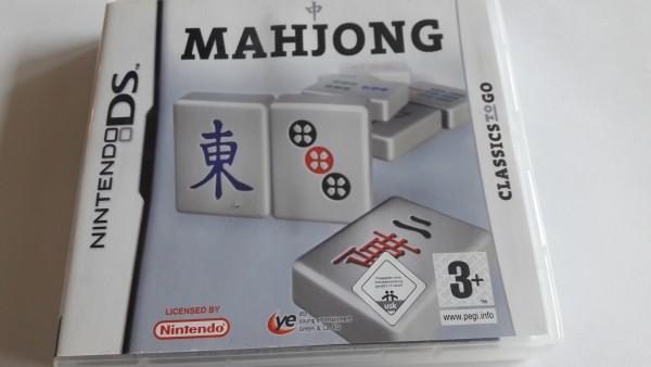 Mahjong - DS