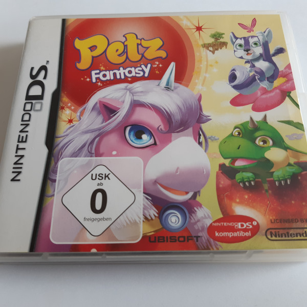 Petz Fantasy - DS