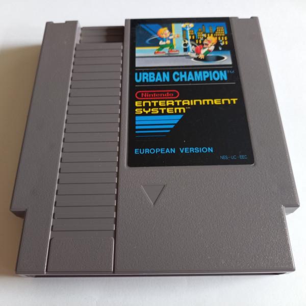 Urban Champion - NES